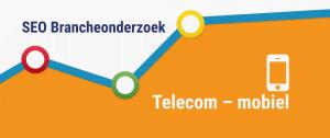 SEO brancheonderzoek telecom mobiel