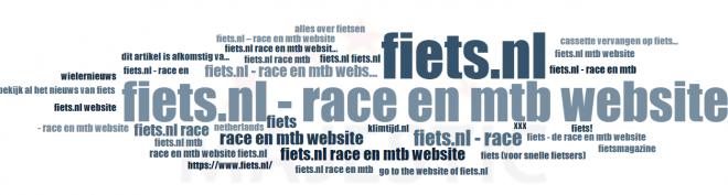 anchor tekst - fiets.nl - SEO onderzoek SEOEffect.com